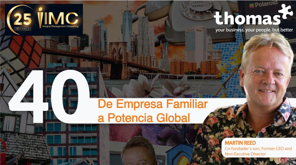 Cómo una empresa familiar se convirtió en una potencia mundial