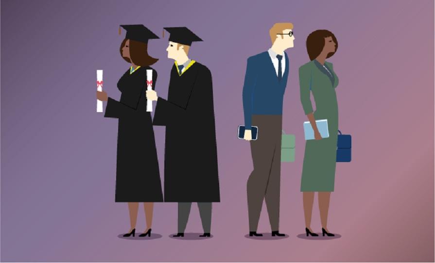 Los graduados de hoy, sus líderes del mañana