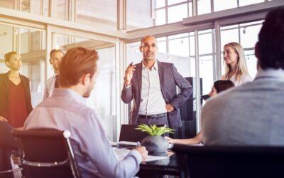 Mantener un liderazgo sólido durante las fusiones comerciales