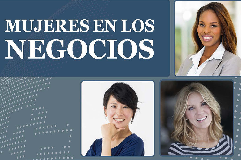 Mujeres en los negocios. El liderazgo de las mujeres